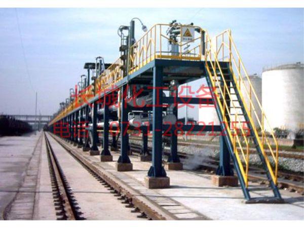 槽车装卸油栈桥
